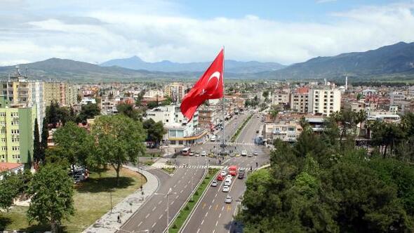 osmaniye devlet bahçeli meydanı